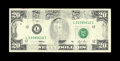 Error Notes:Missing Magnetic Ink, Fr. 2080-L $20 1993 Federal Reserve Note. Very Fine+.. This notehas its magnetic ink, but it is missing its non-magnetic in...