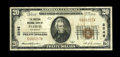 National Bank Notes:Colorado, Pueblo, CO - $20 1929 Ty. 1 The Western NB Ch. # 2546. Thiscolorful note from a tough state is lightly soiled. Fine-V...