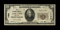 National Bank Notes:Kentucky, Lancaster, KY - $20 1929 Ty. 1 The NB of Lancaster Ch. # 1493. Thispiece is listed in the census as VF, and it is no wo...