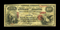 National Bank Notes:Kentucky, Owenton, KY - $10 Original Fr. 414 The NB of Owen Ch. # 1963.Another great Kentucky rarity, and again coming in a $10 O...