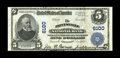 National Bank Notes:Kentucky, Paintsville, KY - $5 1902 Plain Back Fr. 608 The Paintsville NB Ch.# 6100. This bank is the first of the so-called Four...