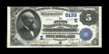 National Bank Notes:Pennsylvania, New Bloomfield, PA - $5 1882 Date Back Fr. 537 The First NB Ch. #(E)5133. ...