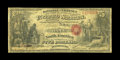 National Bank Notes:Pennsylvania, Philadelphia, PA - $5 Original Fr. 397 The Bank of North AmericaCh. # 602. An evenly circulated Original Series $5 from...