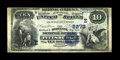 National Bank Notes:Pennsylvania, Pittsburgh, PA - $10 1882 Date Back Fr. 542 The Duquesne NB Ch. #(E)2278. A great local flavor name adorns this $10 tha...