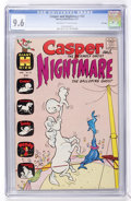 Bronze Age (1970-1979):Cartoon Character, Casper and Nightmare #32 File Copy (Harvey, 1971) CGC NM+ 9.6Off-white to white pages....