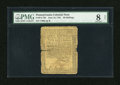 Colonial Notes:Pennsylvania, Pennsylvania June 18, 1764 20s PMG Very Good 8 Net....