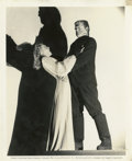 """Movie Posters:Horror, Lon Chaney Jr. and Evelyn Ankers in """"The Ghost of Frankenstein"""" (Universal, 1942). Still (8"""" X 10"""")...."""