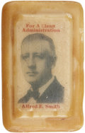 """Political:Small Miscellaneous (1896-present), Al Smith: """"For a Clean Administration"""" Bar Soap ..."""
