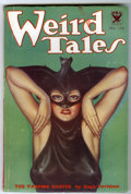 Pulps:Horror, Weird Tales October 1933 (Popular Fiction, 1933) Condition: FR....