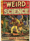 Golden Age (1938-1955):Science Fiction, Weird Science #10 Canadian edition (EC/Superior, 1951) Condition:VF-....
