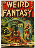 Golden Age (1938-1955):Science Fiction, Weird Fantasy #8 Canadian edition (EC/Superior, 1951) Condition:VF-....