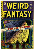 Golden Age (1938-1955):Science Fiction, Weird Fantasy #15 (#3) Canadian edition (EC/Superior, 1950)Condition: FN/VF....