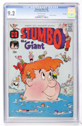 Silver Age (1956-1969):Humor, Harvey Hits #78 Stumbo the Giant - File Copy (Harvey, 1964) CGC NM- 9.2 White pages....