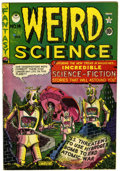 Golden Age (1938-1955):Science Fiction, Weird Science #14 (#3) Canadian edition (EC/Superior, 1950)Condition: FN+....