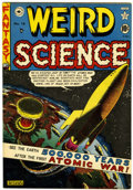 Golden Age (1938-1955):Science Fiction, Weird Science #5 Canadian edition (EC/Superior, 1951) Condition:VF....