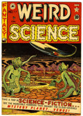Golden Age (1938-1955):Science Fiction, Weird Science #6 Canadian edition (EC/Superior, 1951) Condition:VF....