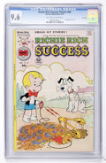 Bronze Age (1970-1979):Humor, Richie Rich Success Stories #68 File Copy (Harvey, 1976) CGC NM+9.6 Off-white to white pages....