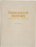Political:Small Paper (1896-present), Threads Of History: The Personal Copy of Former APIC President Web Haven, Inscribed to Him by Herb Collins In 1980....