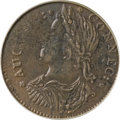 Colonials, 1787 COPPER Connecticut Copper, ETLIR AU53 PCGS....