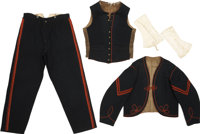 Exceptionally rare and historic uniform of famed Birney's Zouaves
