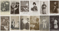Political:Small Paper (1896-present), Woman's Suffrage: Twelve Different Photo Cards... (Total: 12 Items)