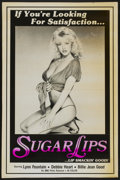 """Movie Posters:Adult, Sugar Lips (SRC Films, 1980s). One Sheet (27"""" X 41""""). Adult...."""