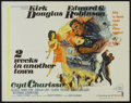 """Movie Posters:Drama, Two Weeks in Another Town (MGM, 1962). Half Sheet (22"""" X 28""""). Drama...."""