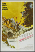 "Movie Posters:War, Von Ryan's Express (20th Century Fox, 1965). One Sheet (27"" X 41"").War...."