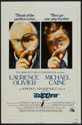 """Movie Posters:Mystery, Sleuth (20th Century Fox, 1972). One Sheet (27"""" X 41""""). Mystery...."""