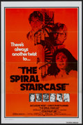 "The Spiral Staircase (Warner Brothers, 1975). International One Sheet (27"" X 41""). Mystery"