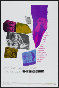 "The Big Cube (Warner Brothers-Seven Arts, 1969). One Sheet (27"" X 41""). Thriller"