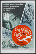 "Movie Posters:Adventure, The Naked Prey (Paramount, 1965). One Sheet (27"" X 41"").Adventure...."