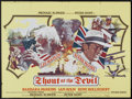 "Movie Posters:Adventure, Shout at the Devil (Hemdale, 1976). British Quad (30"" X 40"").Adventure...."