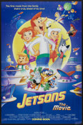 "Movie Posters:Animated, Jetsons: The Movie (Universal, 1990). One Sheet (26"" X 40"") DS. Animated...."