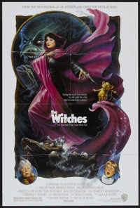 """The Witches (Warner Brothers, 1990). One Sheet (27"""" X 40"""") SS. Fantasy"""