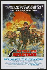 "Go Tell the Spartans (United Artists, 1978). International One Sheet (27"" X 41""). War"