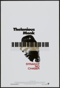 "Movie Posters:Documentary, Thelonious Monk: Straight, No Chaser Lot (Warner Brothers, 1988). Autographed One Sheets (2) (27"" X 40""). Documentary.... (Total: 2 Items)"