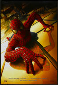 "Movie Posters:Action, Spider-Man (Columbia, 2002). One Sheet (27"" X 40"") SS Advance.Action...."