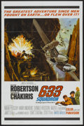 """Movie Posters:War, 633 Squadron (United Artists, 1964). One Sheet (27"""" X 41""""). War...."""