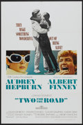 """Movie Posters:Drama, Two for the Road (20th Century Fox, 1967). One Sheet (27"""" X 41""""). Drama...."""
