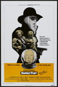"Movie Posters:Hitchcock, Family Plot (Universal, 1976). One Sheet (27"" X 41"") Flat-Folded.Hitchcock...."