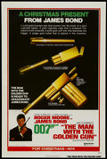 """Movie Posters:James Bond, The Man With the Golden Gun (United Artists, 1974). One Sheet (27"""" X 41"""") Advance. James Bond...."""