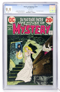 House of Mystery #210 (DC, 1973) CGC MT 9.9 White pages