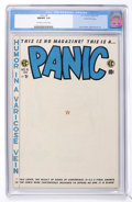 Golden Age (1938-1955):Humor, Panic #6 Gaines File pedigree 1/7 (EC, 1955) CGC NM/MT 9.8 Off-white to white pages....