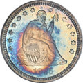 Proof Seated Quarters, 1885 25C PR68 ★ Cameo NGC....