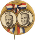 Political:Pinback Buttons (1896-present), Smith & Robinson: Jugate Campaign Button....