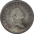 Early Half Dollars, 1794 50C --Damaged, Improperly Cleaned--NCS. Good 4 Details....