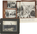 Political:Miscellaneous Political, Opening Abraham Lincoln's Vault: Life Magazine & Mathis Photograph 1901,...