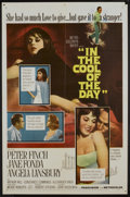 """Movie Posters:Romance, In the Cool of the Day (MGM, 1963). One Sheet (27"""" X 41""""). Romance...."""