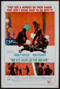 "Movie Posters:Academy Award Winner, In the Heat of the Night (United Artists, 1967). One Sheet (27"" X41""). Academy Award Winner...."